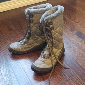 Columbia waterproof snow boots